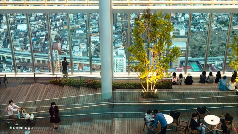 Abeno Harukas, il grattacielo di Osaka