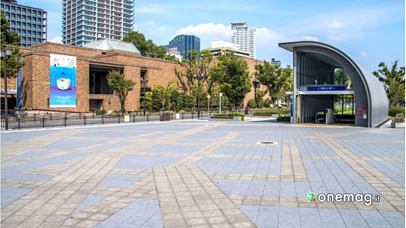 Il quartiere Kita-Ku di Osaka, Museo delle ceramiche orientali