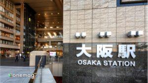 Osaka, stazione