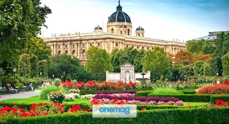 Vienna, parchi e giardini di una capitale verde