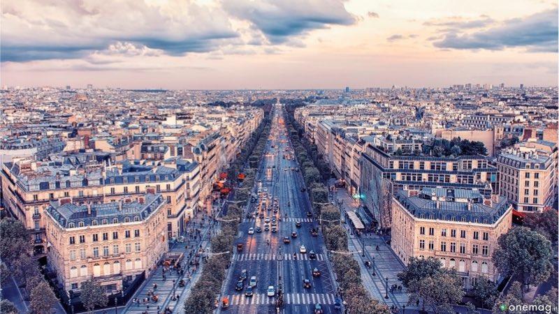 10 luoghi che ti faranno innamorare di Parigi