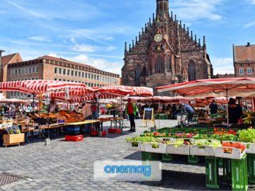 Norimberga, guida alla Piazza del Mercato