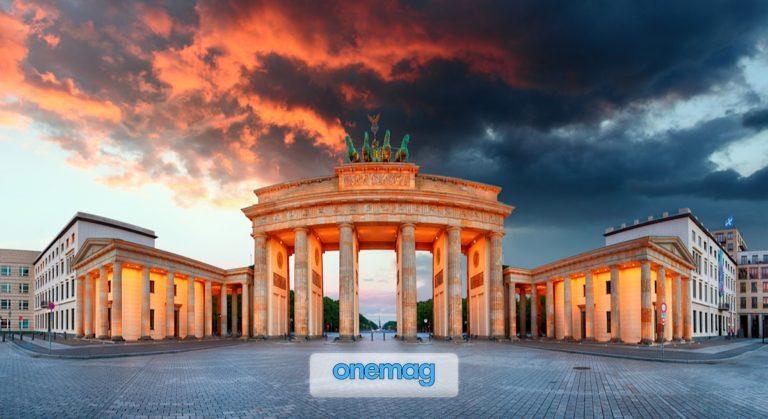 Porta di Brandeburgo, il simbolo della Germania riunita