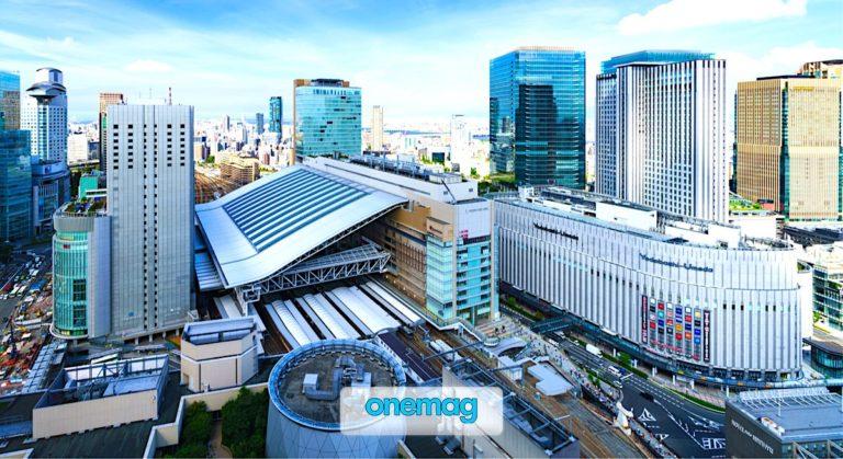 Quartiere Kita di Osaka