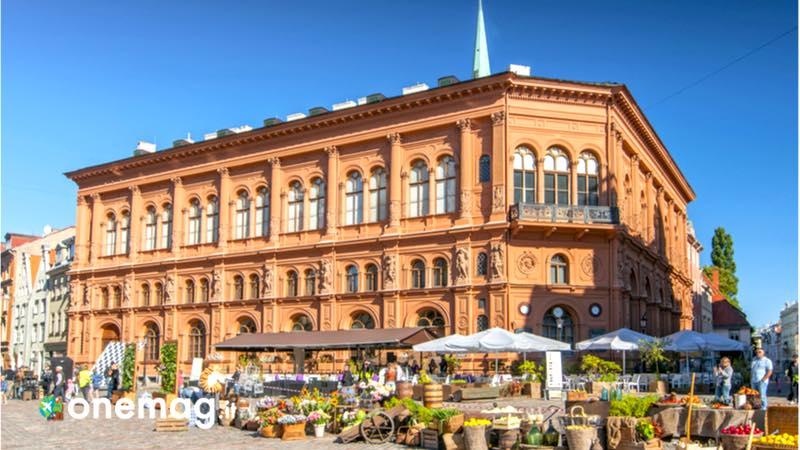 Riga, Art Museum Riga Bourse
