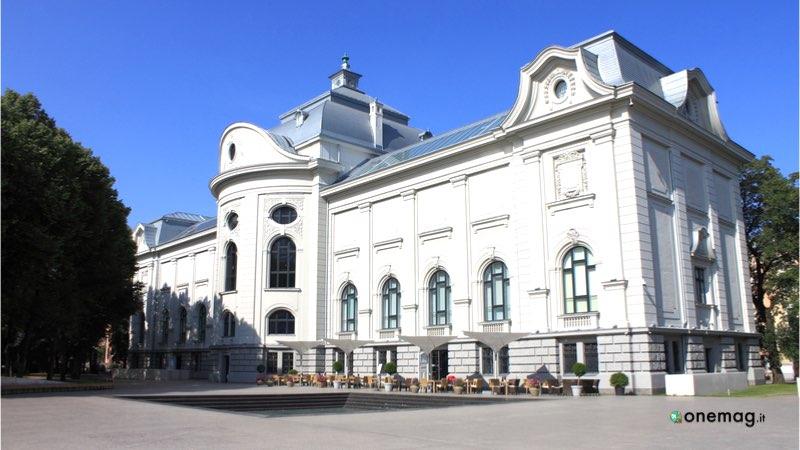 La città vecchia di Riga, Arsenal Museum of Fine Art