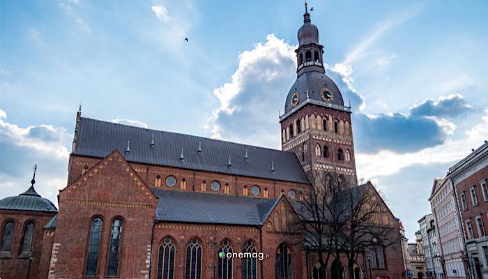 La Città Vecchia di Riga, la Cattedrale