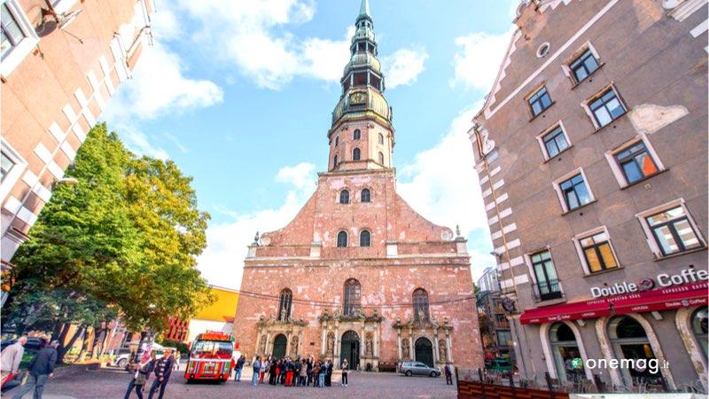 Cosa vedere nella città vecchia di Riga