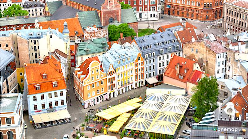 Cosa vedere a Riga, Lituania
