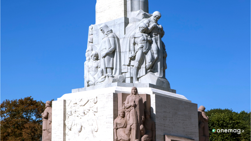 Il monumento alla libertà di Riga