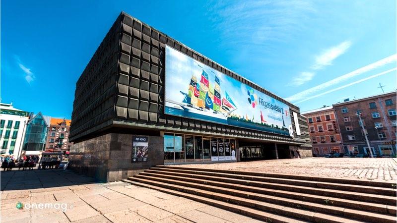 Riga, museo dell'occupazione