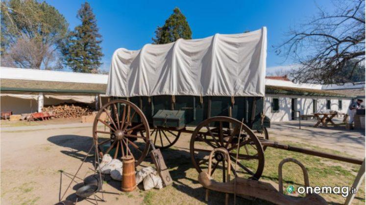 Sutter's Fort, Sacramento