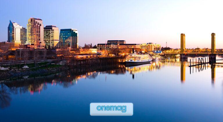 Sacramento in California, guida turistica di viaggio