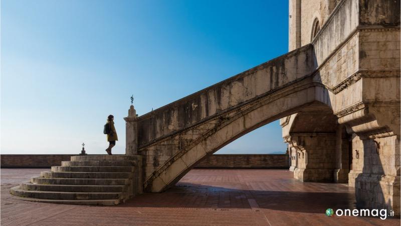 Visitare Palazzo dei Consoli a Gubbio