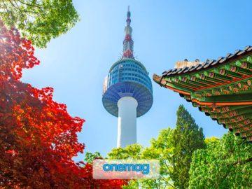 Torre di Seul, il simbolo della città