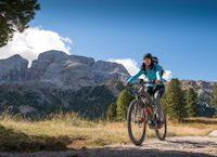 Scoprire il Trentino in sella ad una bicicletta
