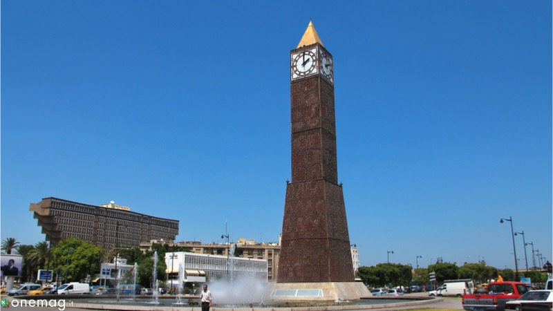Viaggio per immagini: nel cuore di Tunisi