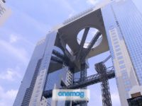 Umeda Sky Building, le twin towers di Osaka