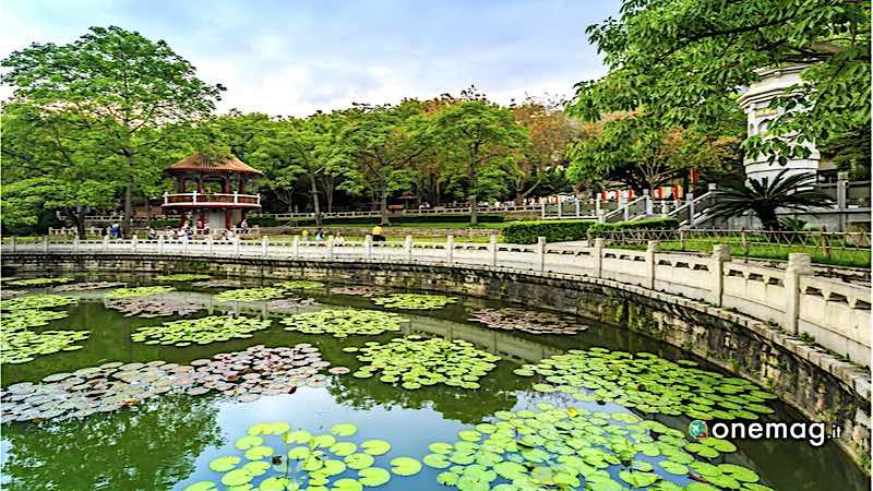 Xiamen, Tempio South Putuo