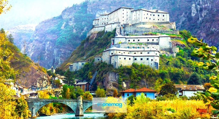 Bard, il borgo fortificato della Valle d'Aosta
