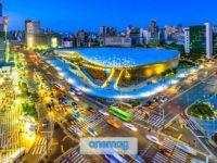 Mercato di Dongdaemun di Seul
