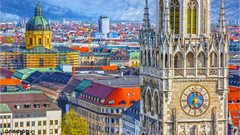 Le 10 città più belle della Germania, Monaco di Baviera