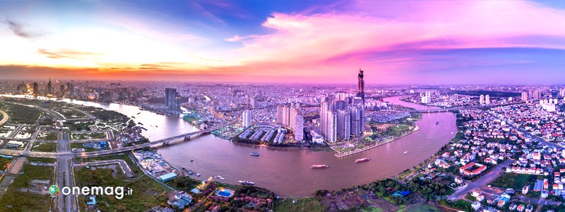 Ho Chi Minh City, panorama