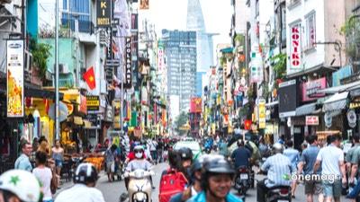 Ho Chi Minh City, traffico