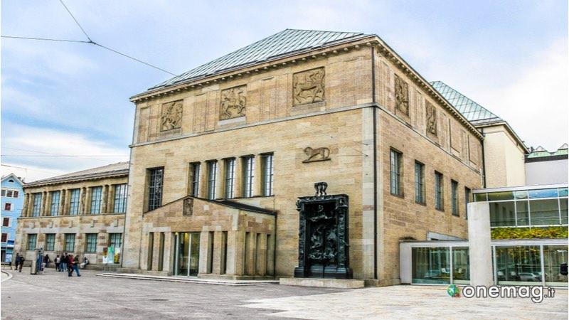 Kunsthaus, Zurigo