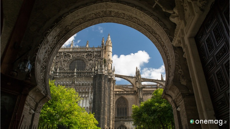 Cattedrale di Santa Maria della Sede di Siviglia, Patio de los Naranjos