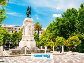 Plaza Nueva, lo shopping e la movida di Siviglia