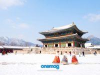 Gyeongbok, il palazzo reale di Seul
