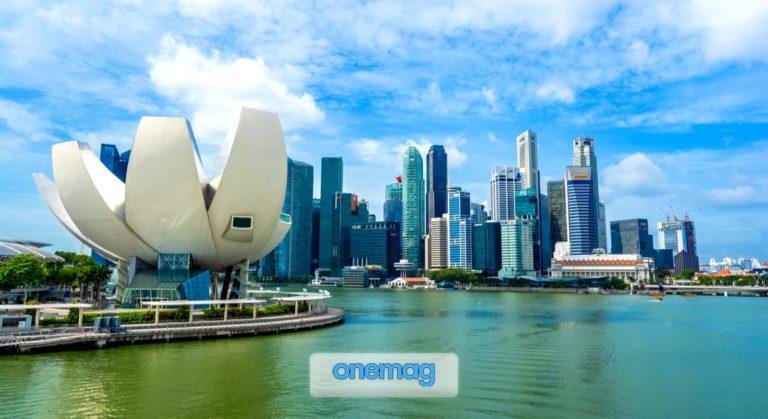 Singapore, la città-stato del Sud-Est asiatico