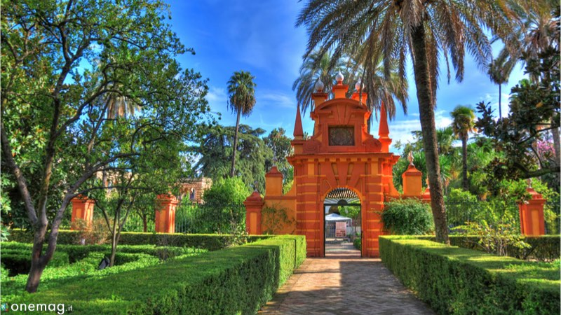 Il Real Alcázar di Siviglia
