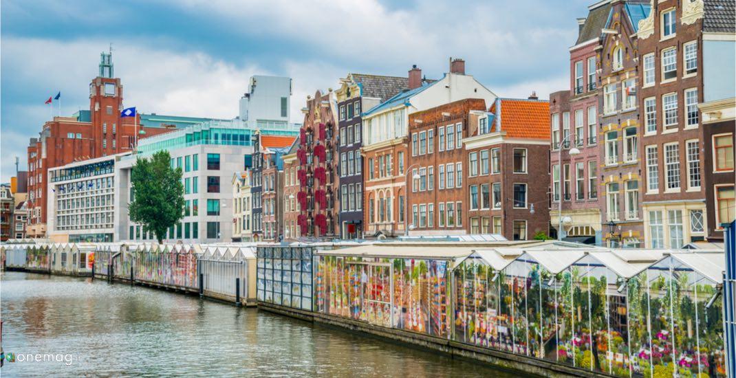 Viaggio per immagini, Amsterdam