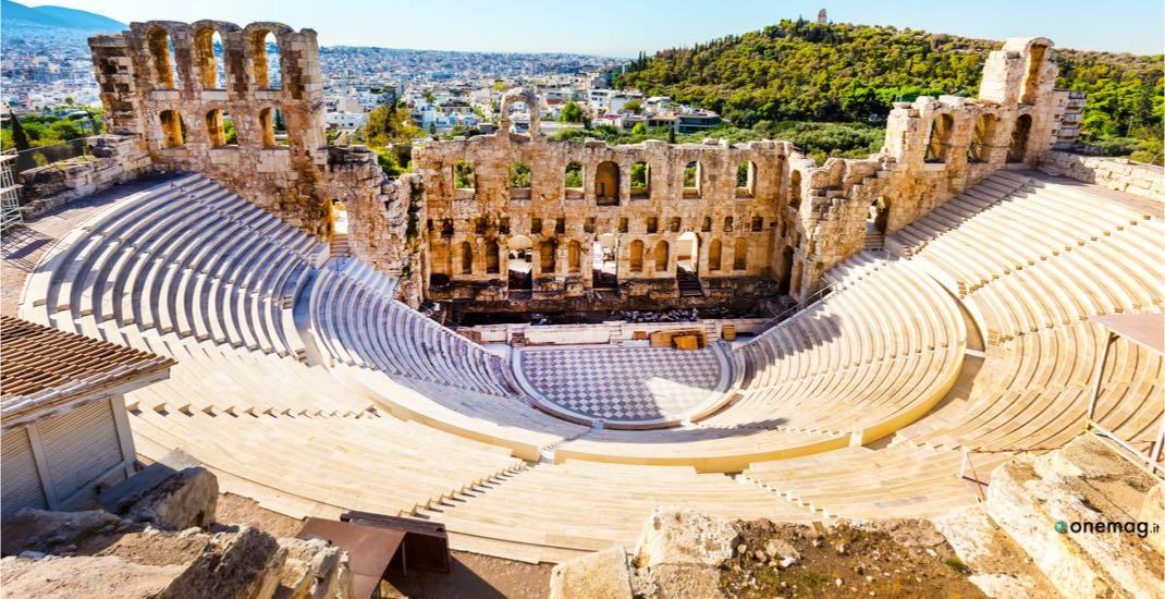 Viaggio per immagini, Atene