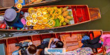 Viaggio per immagini: Bangkok