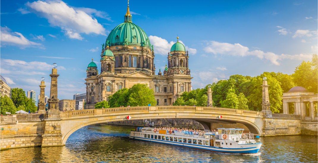 Viaggio per immagini, Berlino