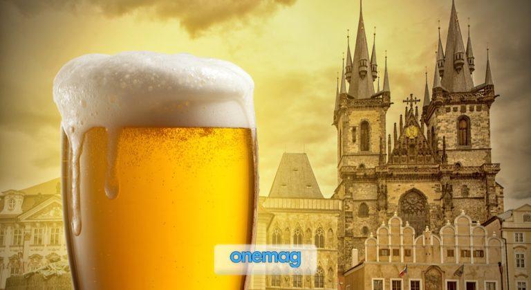 Repubblica Ceca, la terra promessa della birra