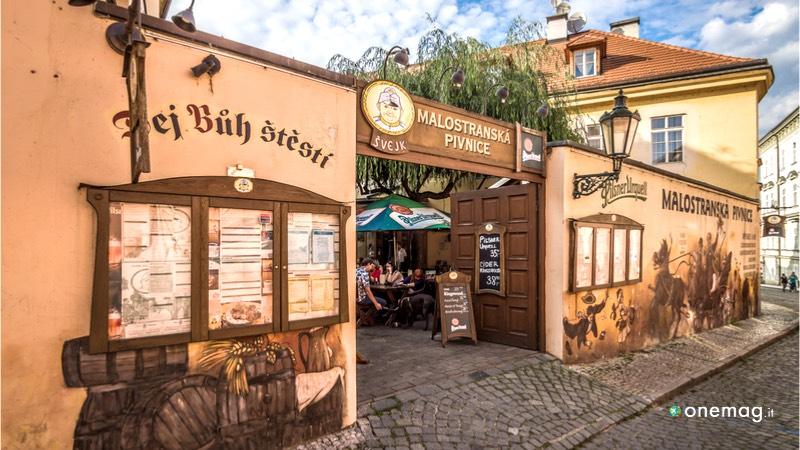Le birrerie di Praga
