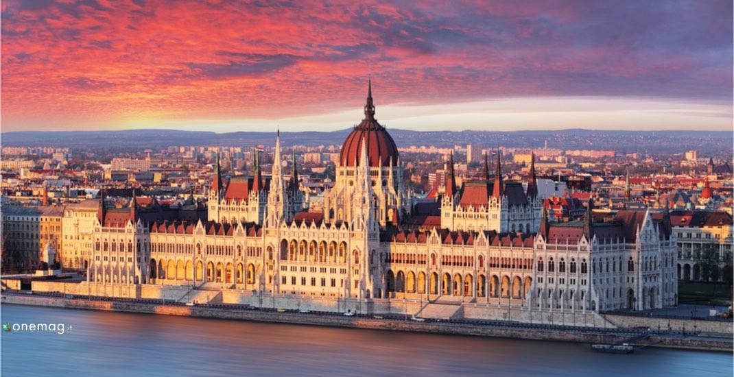Viaggio per immagini, Budapest