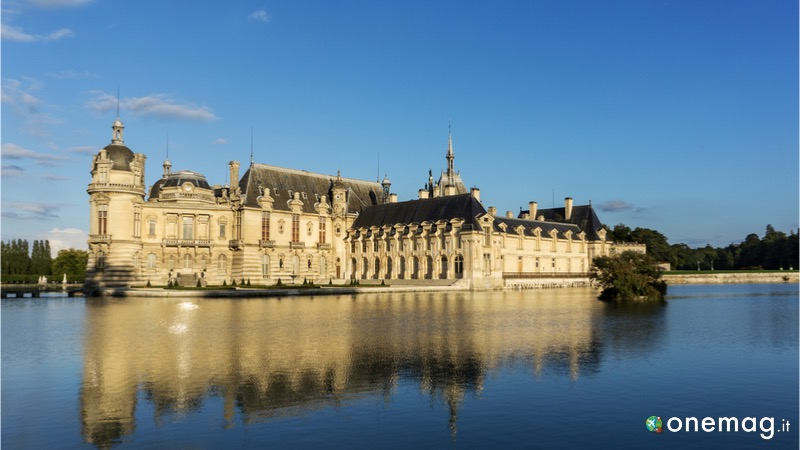 Cosa visitare a Chantilly, il Castello di Chantilly