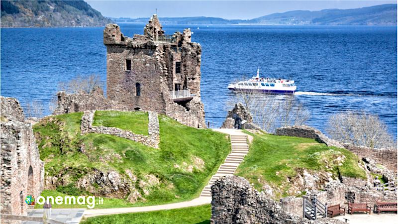 Urquhart, il castello