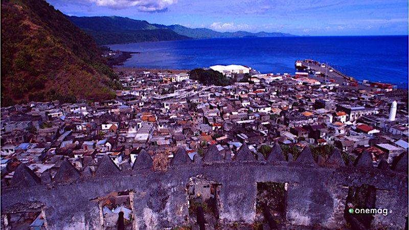 Le Isole Comore, veduta