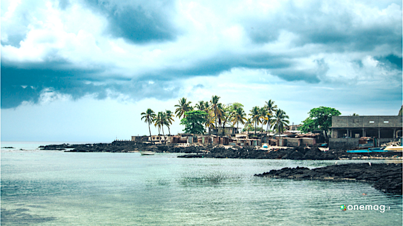 Isole Comore, veduta