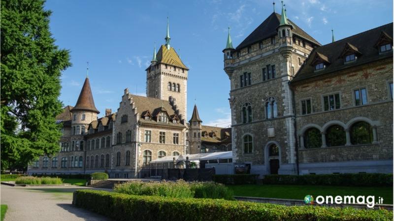 Cosa visitare a Zurigo, il Museo Nazionale di Zurigo