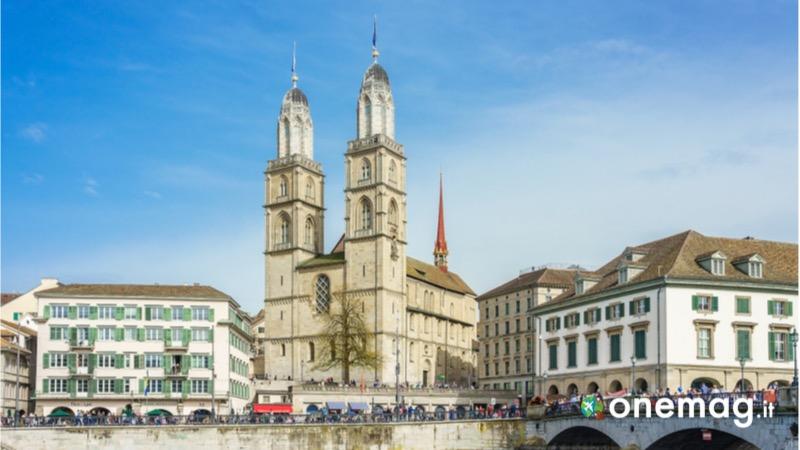 Cosa visitare a Zurigo, la Cattedrale Grossmunster
