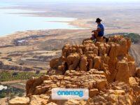 Negev, l'area desertica di Israele