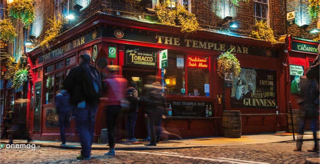 Viaggio per immagini, Dublino