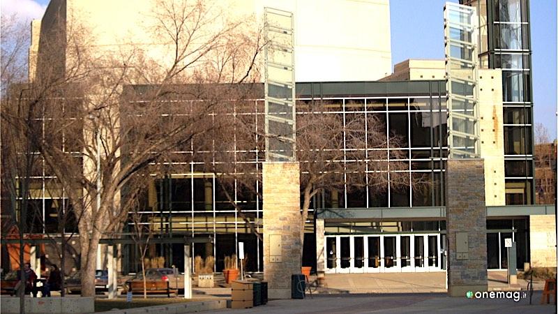 Il Winspear Centre di Edmonton